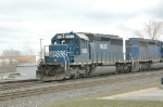 HLCX 8159, West on CSX